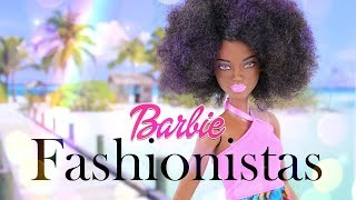 Unbox Daily:  ALL NEW Barbie Fashionistas - Doll Review