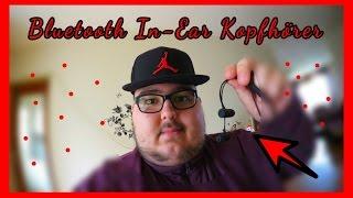 Sind die Bluetooth In-Ear KOPFHÖRER gut? [UNBOXING/REVIEW]   #28   Fatih Cetin