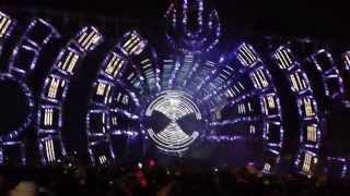 Eric Prydz presents HOLO @ Ultra Music Festival 2014 [1080p]
