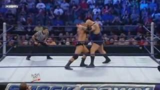 Batista vs Bigshow 1/2 -Smackdown 25/09/09