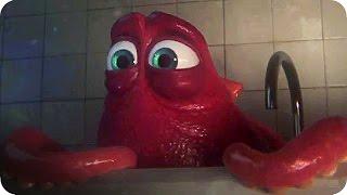 FINDING DORY New Clips & Trailer (2016) Disney Pixar