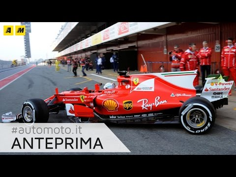 Formula 1 2017 come cambiano le monoposto Anteprima