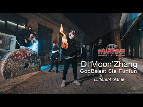 Download Jackson Wang/Gucci Mane- Different Game|Choreography by Moon/Fun/Sia/GodBeast[MillenniumBeijing]