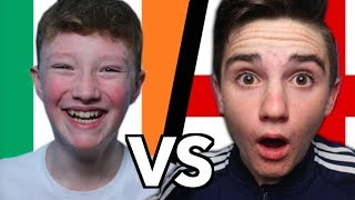 English Slang VS Irish Slang!