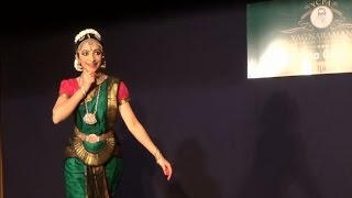 Priyanka J Rao- performs at Sri Krishna Gana Sabha