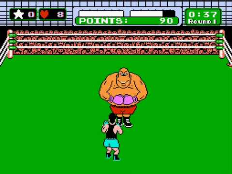 Mike Tyson's Punch-Out NES Review/Walkthrough Pt. 1 of 2