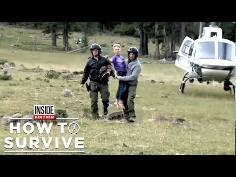 How This 10-Year-Old Boy Survived in the Wilderness Alone