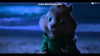 Alvin and The Chipmunks: Chipwrecked: Goodnight+ Survivor (Movie Scene)
