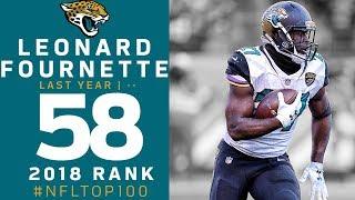 #58: Leonard Fournette (RB, Jaguars)   Top 100 Players of 2018   NFL