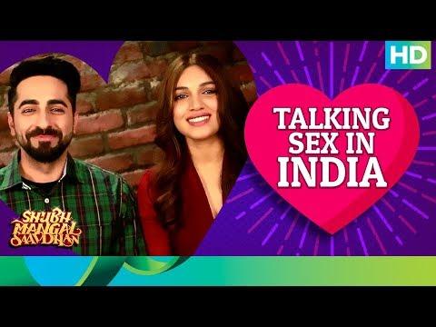Xxx Mp4 Talking Sex In India Shubh Mangal Saavdhan Ayushmann Khurrana Bhumi Pednekar 3gp Sex