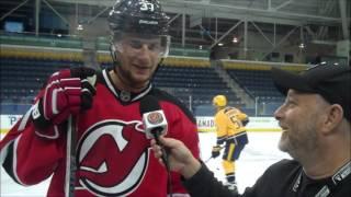 2016 NHLPA Rookie Showcase Pavel Zacha of the New Jersey Devils