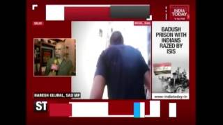 Naresh Gujral Speaks In Support Of Modi Govt Over Missing Indians In Iraq