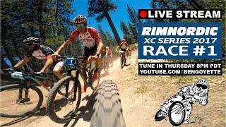 Live Stream: Rim Nordic XC Race #1 Pro Men - Thursday 5/25 8PM PDT
