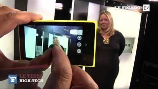 Le Test : le Nokia Lumia 1020