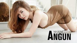Maxim Girlset1 องุ่น เพ็ญสุดา สาวสวยที่จะมามอบความสดใสให้แก่คุณในวันนี้