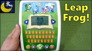 LeapFrog My Own Story Time Pad PLUS Personalizing Info!