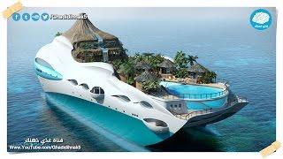 10 قوارب فاخرة لا يقدر على أثمانها إلا أغنى الأغنياء!