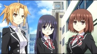 Date A Live Episode 1 English Dubbed