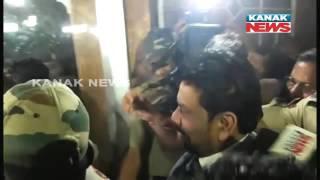 Mahima Mishra, Aide Arrive In Bhubaneswar, Arrested