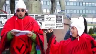 INTERNACIONAL Marcha 5 de Abril FINLANDIA: Fujimori Nunca Más 2016