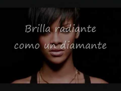 Rihanna Diamonds traducida al español