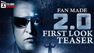 Rajinikanth Robo 2 FIRST LOOK TEASER | FAN MADE | Akshay Kumar | #2Point0 | Shankar | AR Rahman
