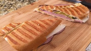 """Cuban Sandwiches - From The Movie """"CHEF"""""""