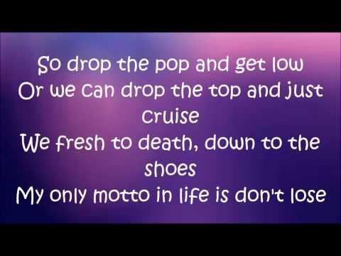 Nicki Minaj - The Night Is Still Young Lyrics