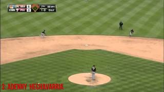 Las mejores jugadas del 23 abril MLB