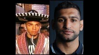 Amir Khan vs Adrian Granados??? DANGEROUS POTENTIAL COMEBACK FIGHT