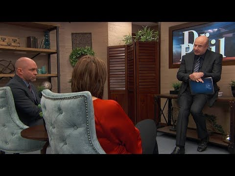Xxx Mp4 Dr Phil To Ex Spouses Who Won't Stop Arguing 'Tell Me How I'm Supposed To Help You' 3gp Sex