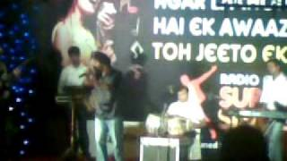 WOH WOH NA RAHE SONG SUNG BY MANJEET SINGH BHATIA AT RADIO CITY 91.1FM  SHOW