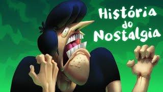 A verdadeira e vergonhosa HISTÓRIA do Canal Nostalgia