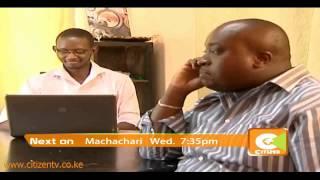 Tonight On Machachari 27th March 2013