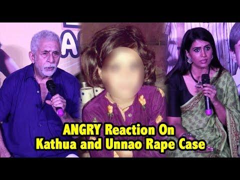Xxx Mp4 Naseeruddin Shah Sonali Kulkarni S ANGRY Reaction On Kathua And Unnao Rape Case 3gp Sex