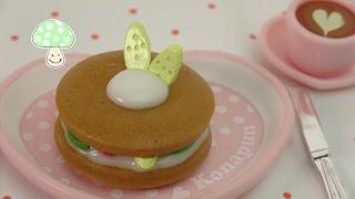 Cooking toys Fruit pancake in Licca chan Kitchen (Inedible)Konapun