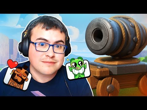 Xxx Mp4 EL CAÑON CON RUEDAS ES LA CLAVE Clash Royale 3gp Sex