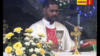 Holy Cross Tv Daily Catholic Tamil Mass - 15-05-2017