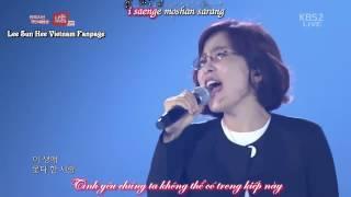 [Vietsub + Kara] Fate - Lee Sun Hee @ Đại nhạc hội