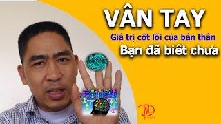 Vlog Bí Mật Tạo Hóa: Sinh Trắc Học Dấu Vân Tay P3_Online Education