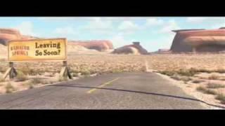 CARS Motori Ruggenti - Life is a Highway