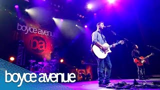 Boyce Avenue - Fast Car (Live In Los Angeles)(Cover) on Apple & Spotify