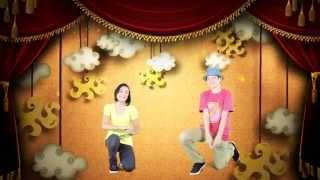 EBDV Quiero guardar mi corazón coreografía para niños