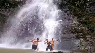 Opu Waterfall - Matiranga, Khagrachhari ( অপু ঝর্না - মাটিরাঙ্গা, খাগড়াছড়ি)