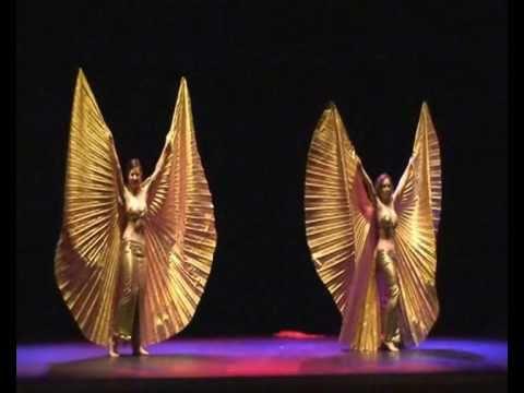Compañia de Danza Adasha Pamplona Alas de Isis