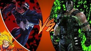 VENOM vs BANE! Cartoon Fight Club Episode 108 REACTION!!!
