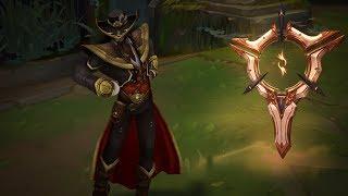 Zafer Yolları: Dünya Gezgini Twisted Fate - League of Legends