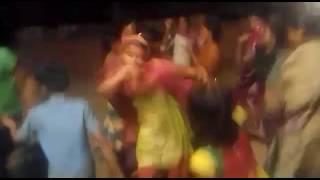Lal Chandrapur samater biya bari bon anondo korcha