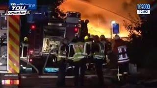 Terrore in Germania, bomba ad Ansbach: muore il killer. Donna uccisa con machete a Reutlingen