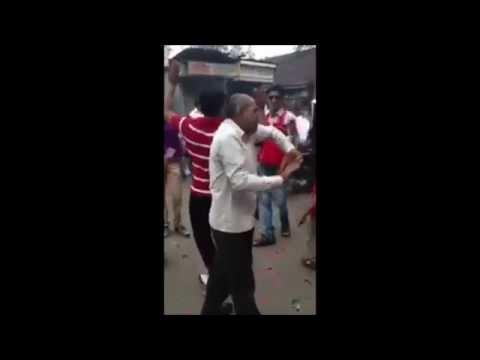 Indian Old Man Desi Hip Hop And Break Dance